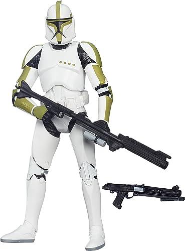 Hasbro Star Wars The schwarz Series Clone Trooper Sergeant 6  Figure