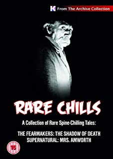 Rare Chills - The Fear Makers:Shadow Of Death & Supernatural:Mrs Amworth