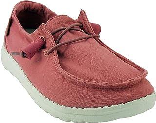 Dude Chaussures à Lacets en Toile Wendy 8 Coloris-