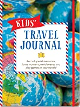 [Kids' Travel Journal (Interactive Diary, Notebook)] [Author: Peter Pauper Press] [July, 2015]