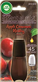 Air Wick Essential Mist, Essential Oil Diffuser Refill, Apple Cinnamon Medley, Fall scent, Fall spray, Air Freshener