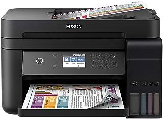 Epson EcoTank ET-3750 A4 Print/Scan/Copy Wi-Fi Printer, Black