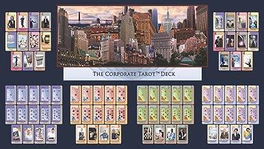 The Corporate Tarot Deck - Card Set