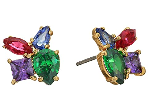 Kate Spade New York Flying Colors Cluster Studs Earrings