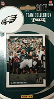 NFL Philadelphia Eagles 2017 Trading Card Team Set Pack
