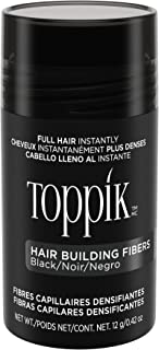 Toppik Hair Building Fibers - Black Color
