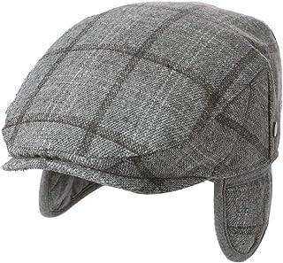910d4b1e09c Fancet Mens Winter Ivy Newsboy Flat Hunting Gatsby Hat Fall 55-61cm