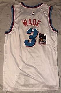 Dwyane Wade Autographed Signed Miami Heat Vice Jersey Hof Auto  RareMemorabilia JSA COA d70e1b580
