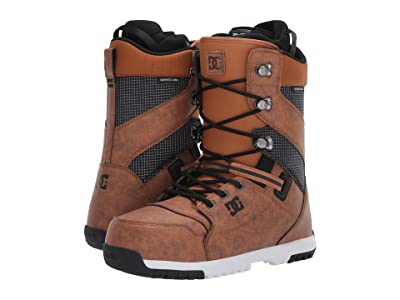 DC Mutiny Lace Snowboard Boot (Wheat) Men
