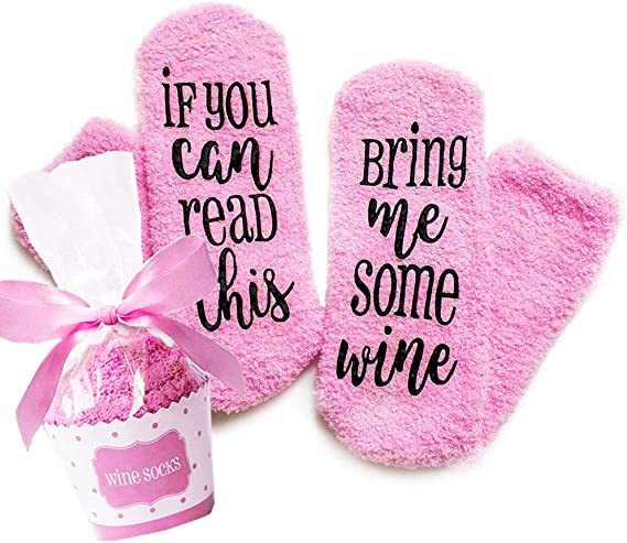 Sunsetbaby Gift Wine Socks