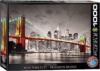 Eurographics Brooklyn Bridge New York City Puzzle (1000 Pieces)