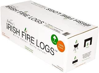Siobhan's Irish Fire Logs (Irish Peat with Fire Starters)