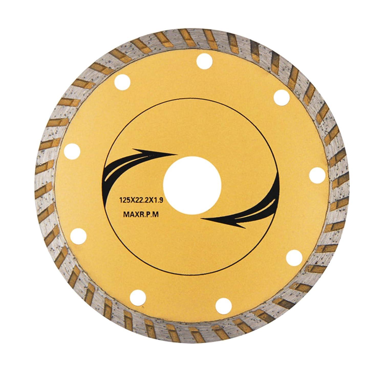 Weekly update Max 50% OFF Xingsiyue Diamond Saw Blade - 125mm Wet Grinder Angle Wheel Dry