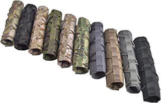 Elite Tribe Military Hunting Tactical 22cm Airsoft Suppressor Cover Silencer Cover