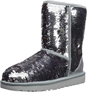 5d885b6b7 Amazon.com: Silver - Snow Boots / Outdoor: Clothing, Shoes & Jewelry