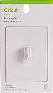 Cricut QuickSwap Engraving Tip, Silver
