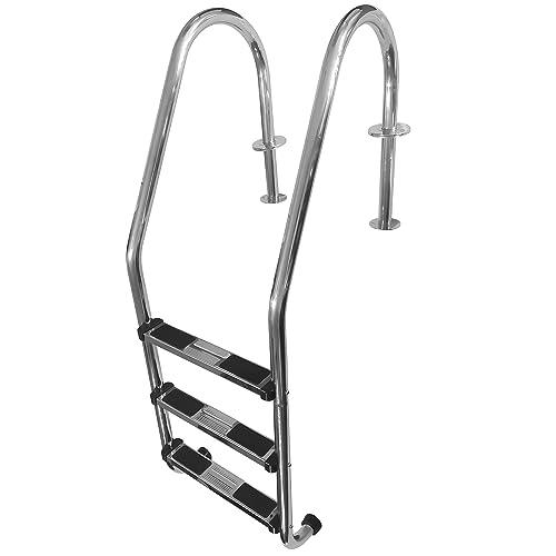Pool Ladders for Inground Pools: Amazon com