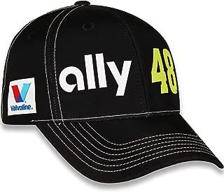 Checkered Flag NASCAR 2019 Adult Driver/Sponsor Uniform Adjustable Hat/Cap