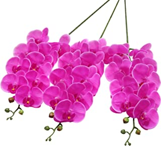 Best large fake orchid Reviews