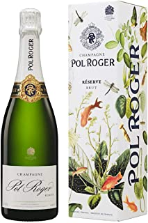 POL ROGER CHAMPAGNE, Réserve Brut, 750 ml, France/Champagne, (Case of 6x75cl), Limited Edition, celebrating Sir Winston Ch...