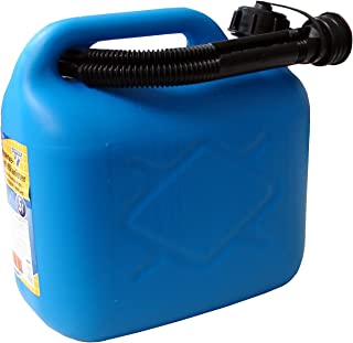 comprar comparacion Bidón de gasolina de 5 Litros, PVC azul, aprobado por la ONU