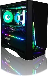【Nighthawks】【ビギナーモデル】 ゲーミング デスクトップパソコン ゲーミングPC Ryzen 5 3500/ GTX 1650/ 500GB SSD NVMe/RGBメモリ 16GB/ Windows 10 64ビット