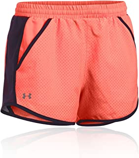 Women Fly by Perforated Short