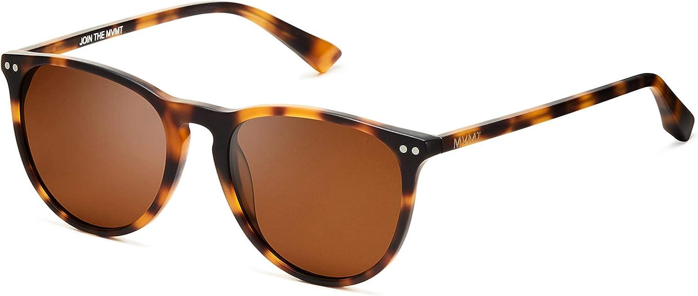 MVMT Ingram | Round Women's & Men's Sunglasses | 54 mm