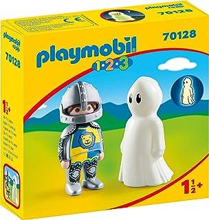 Playmobil 1.2.3 70128 Ridder En Spook