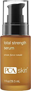 PCA SKIN Total Strength Serum, Aging Skin Strengthener, 1 fluid ounce