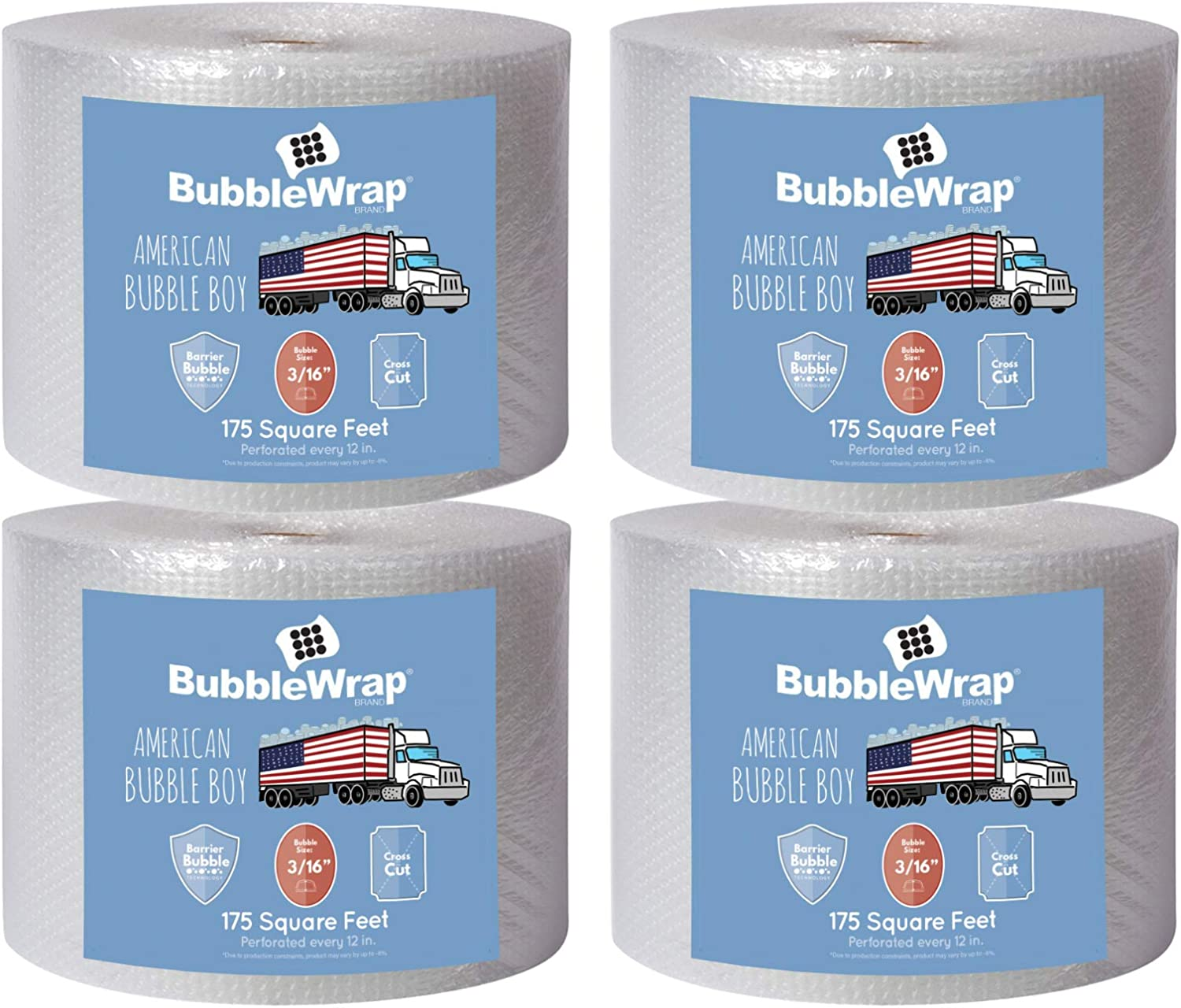 Bubble Wrap 700'Bubble Bundle for A Moving Daily Ranking TOP5 bargain sale by Packing Shipping