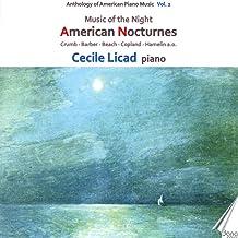 American Nocturnes, Anthology Vol.2 - Cecile Licad (2CD)