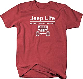 jeep comanche shirt