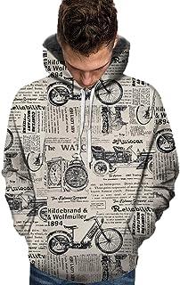 : FriendGG Sweats à capuche Sweats : Vêtements