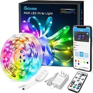 LED Strip Lights Bluetooth, Govee 16.4FT LED Color...