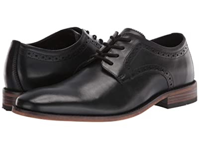 Bostonian Lamont Plain (Black Leather) Men