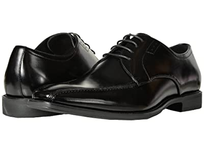 Stacy Adams Logan Bike Toe Oxford (Black) Men