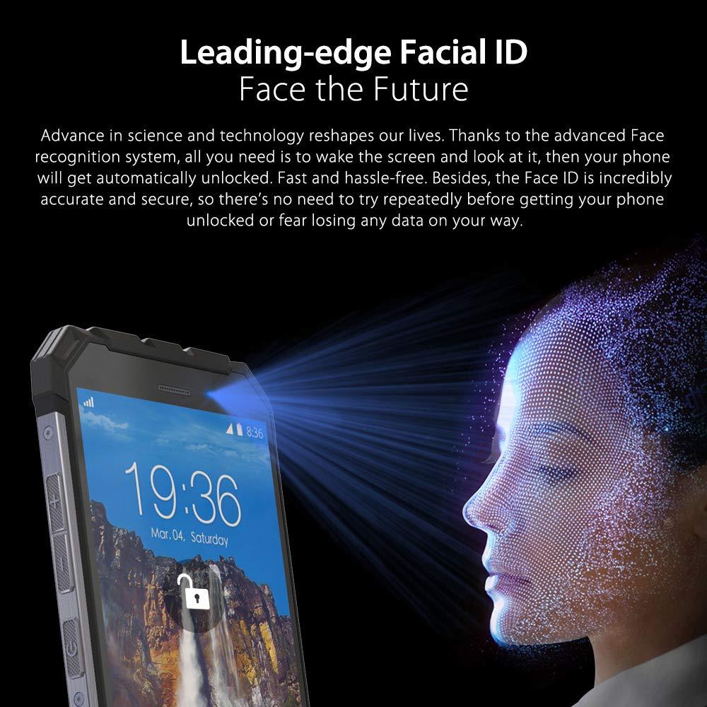 Teléfono Móvil, Ulefone Armor X Waterproof IP68 Smartphone 5.5