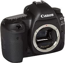 Canon EOS 5D Mark IV Full Frame Digital SLR Camera Body (Renewed)