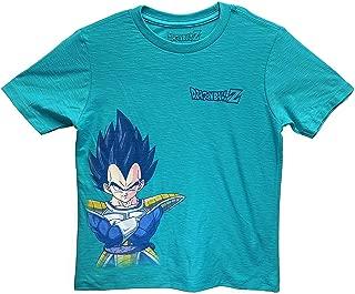 Dragon Ball Z Shirt for Boys Vegeta Arms Crossed Tee