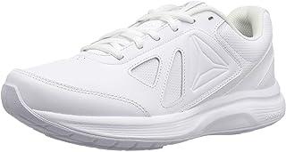Reebok Wohombres Walk Ultra 6 DMX Max zapatos, blanco Steel, 7 M US