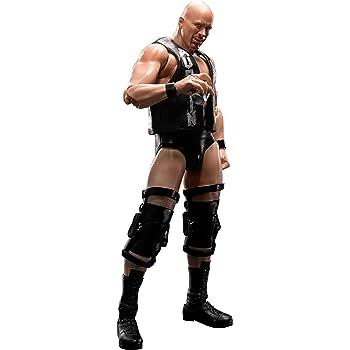 BANDAI S.H Figuarts WWE Elite le rock Action Figure Brand New People/'s Champion