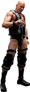 Bandai Tamashii S.H.Figuarts WWE Stone Cold Steve Austin Action Figure, multi-colored, 8