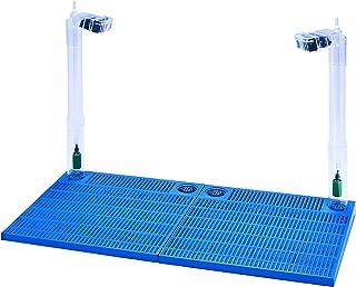 Penn-Plax Premium Under Gravel Filter System - for 40-55 Gallon Fish Tanks & Aquariums, Blue - 1