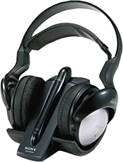 Sony MDR-RF960RK 900 MHz RF Wireless Headphones with Auto Tuning (Discontinued by Manufacturer)