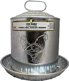 chicken water heater stone