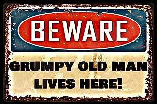 grumpy old man beer
