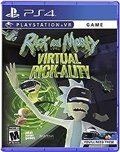 Rick & Morty Virtual Rick-ality PlayStation 4 by Nighthawk Interactive