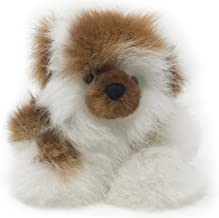 Baby Alpaca Fur Sitting Chubby Bear - Hand Made 5+ Inch Multicolored - Each Bear is Unique