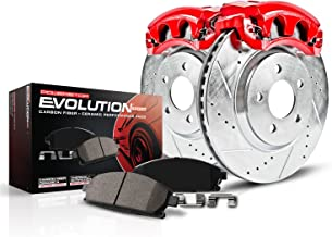 Power Stop KC1858 Z23 Evolution Sport Performance 1-Click Brake Kit with Calipers